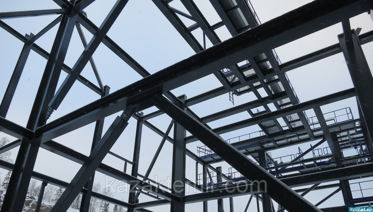 Завод нестандартных металлоконструкций