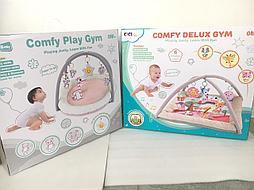Развивающий коврик Comfy play gym