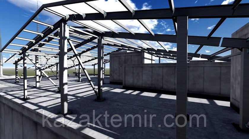 Техническая база завода по производству металлоконструкций, фото 2
