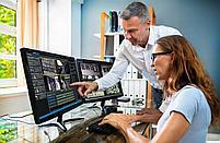 Pelco сервер управления VideoXpert Enhanced Core Media Gateway с предустановленным программным обеспечением, фото 3