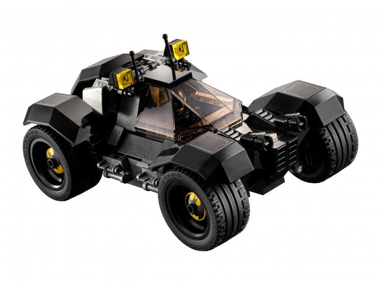 LEGO Super Heroes 76159 Побег Джокера на трицикле, конструктор ЛЕГО - фото 5