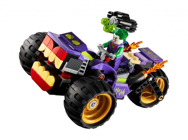 LEGO Super Heroes 76159 Побег Джокера на трицикле, конструктор ЛЕГО - фото 6
