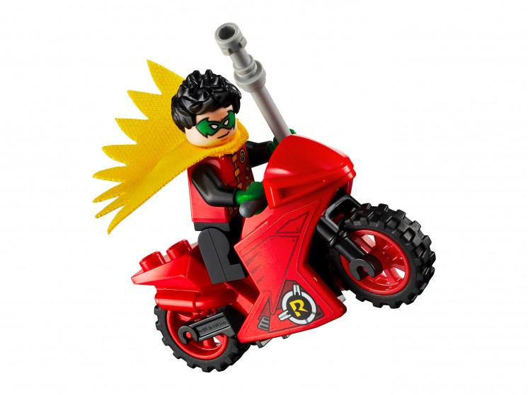 LEGO Super Heroes 76159 Побег Джокера на трицикле, конструктор ЛЕГО - фото 7
