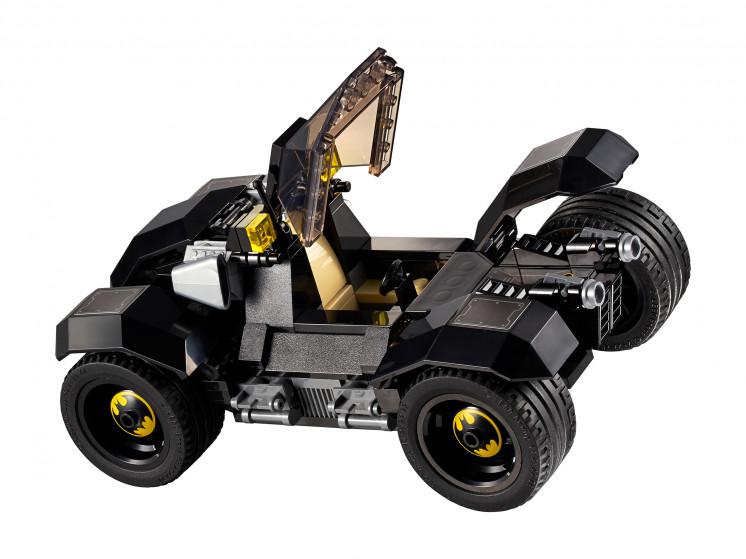 LEGO Super Heroes 76159 Побег Джокера на трицикле, конструктор ЛЕГО - фото 8