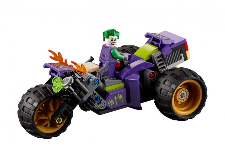 LEGO Super Heroes 76159 Побег Джокера на трицикле, конструктор ЛЕГО - фото 9