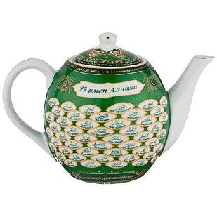 """Заварочный чайник Lefard """"99 имён Аллаха"""", 1200 мл."""