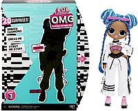 L.O.L. Surprise! O.M.G. Series 3 Chillax Fashion Doll with 20 Surprises