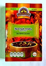 Красный дробленный перец  перец Инд. базар