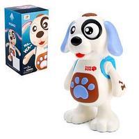Игрушка 'Собачка', работает от батареек, танцует, световые и звуковые эффекты