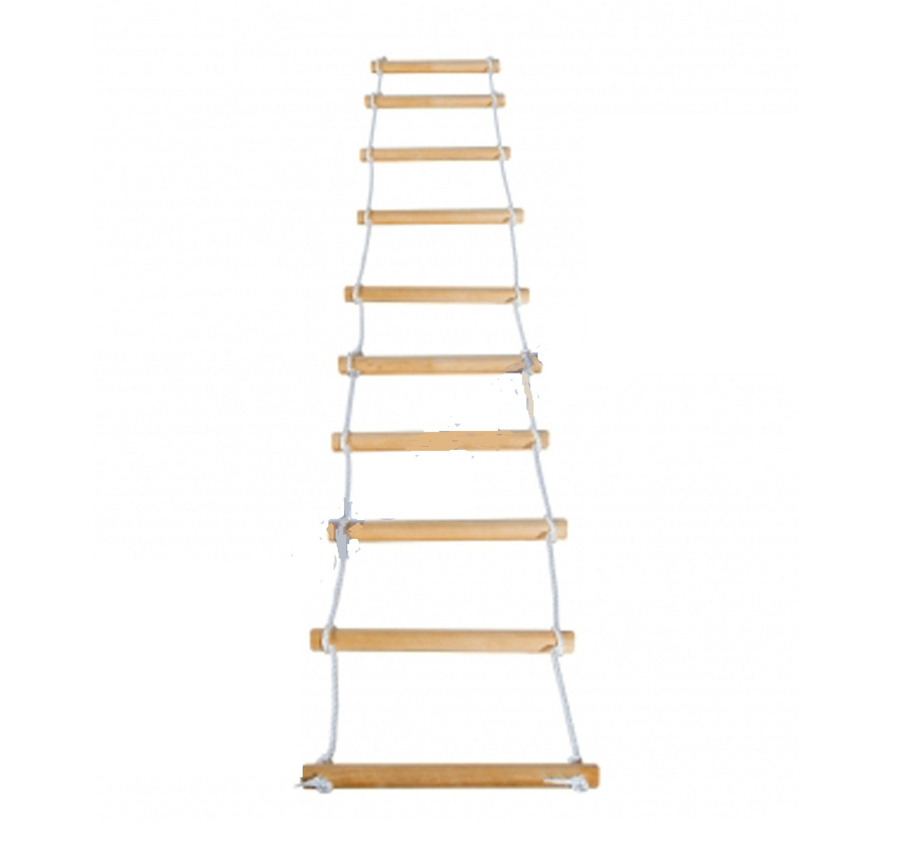 Лестница веревочная деревянная 2м Россия