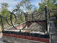 Оградки кованные на заказ