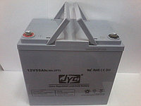 Аккумулятор   JYC  12B  55Ah, фото 1