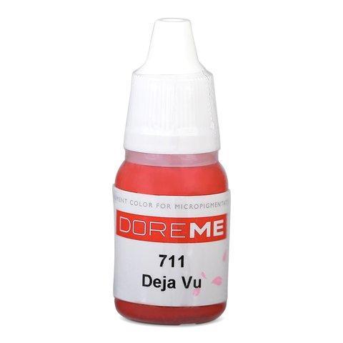 Пигменты #711 Deja Vu DOREME 10ml для губ