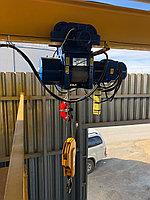 Ремонт и техническое обслуживание грузоподъемных механизмов
