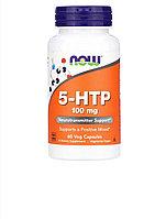 Now Foods, 5-HTP, 100 мг, 60 вегетарианских капсул