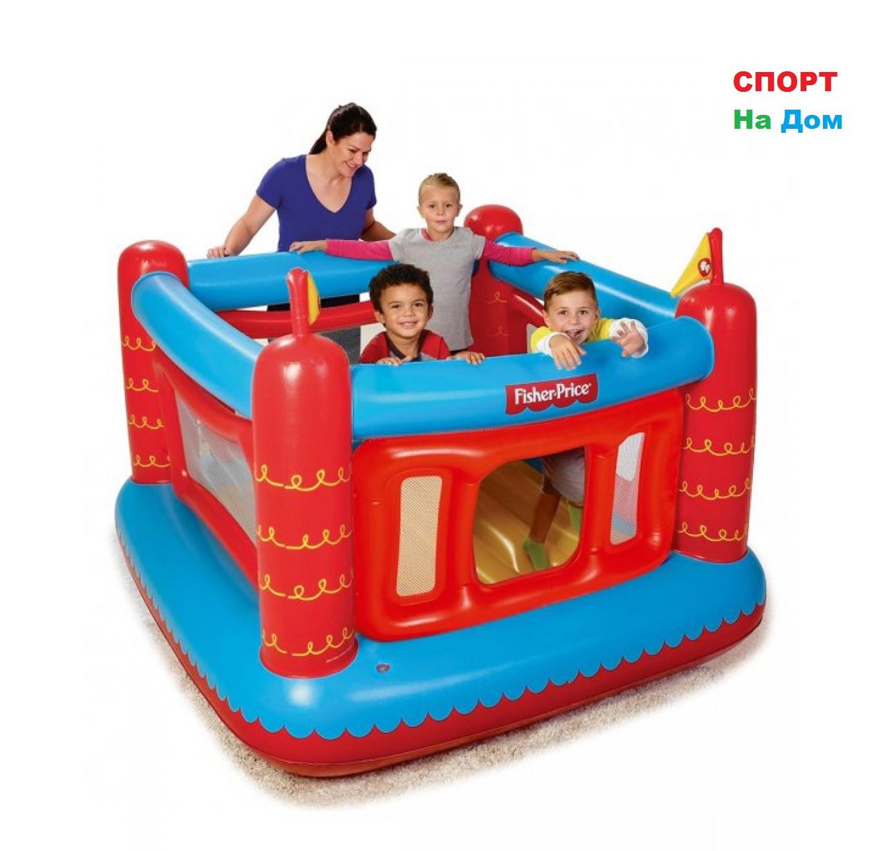 Надувной детский батут Bestwey 93504 (комплекс для детей)