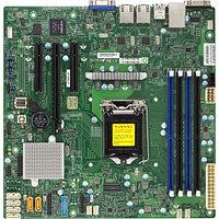 Серверная материнская плата Supermicro X11SSL-F MBD-X11SSL-F-O
