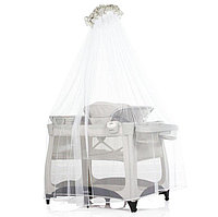 Манеж - кровать Vill4 Серый (Evenflo, США)