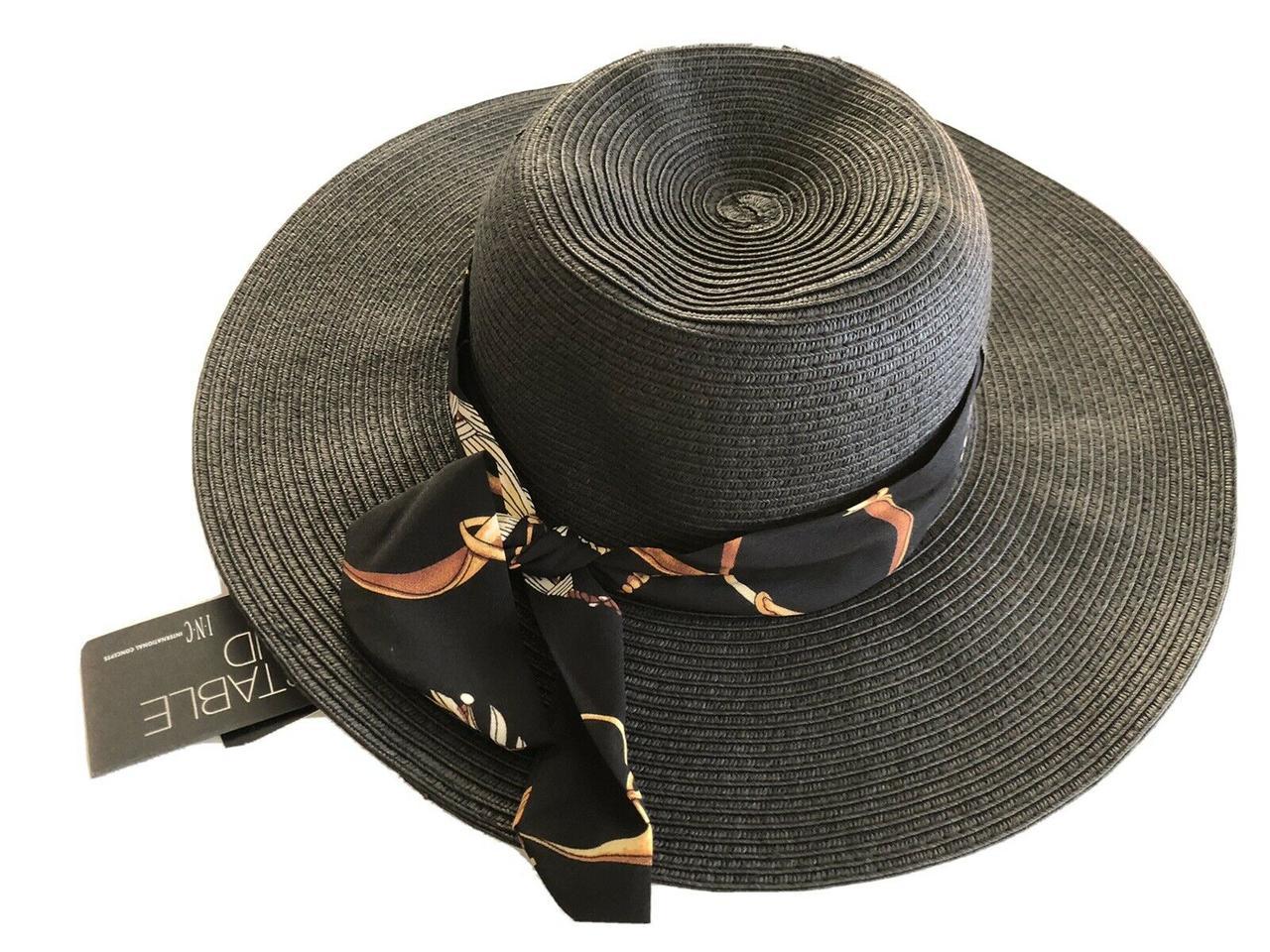 INC женская шляпа 760439479319