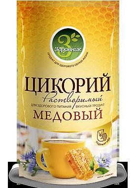 Цикорий «Здравник» со вкусом Медовый