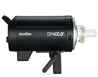 Вспышка импульсная студийная Godox DP400III, фото 1