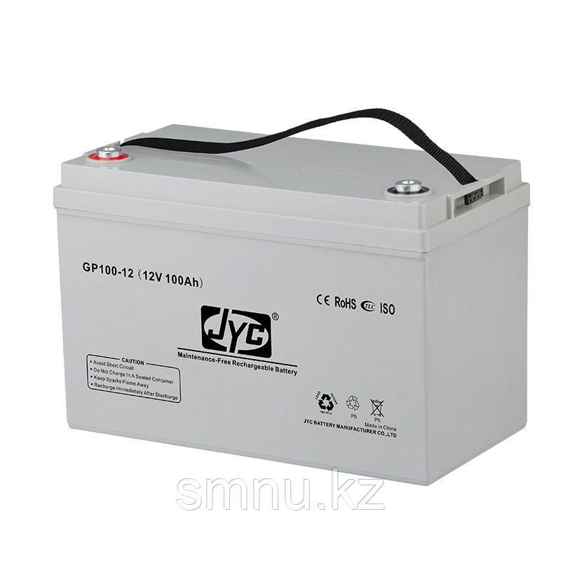 Аккумулятор   JYC  12В  100Ah