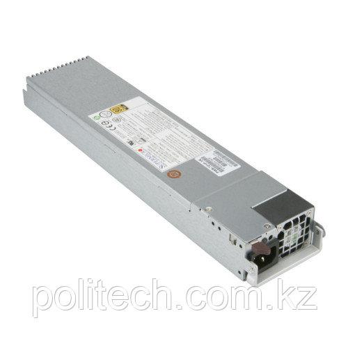 Серверный блок питания Supermicro PWS-721P-1R (1U, 720 Вт)