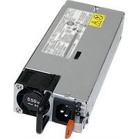 Серверный блок питания IBM System x 550W High Efficiency Platinum AC Power Supply for M5 00FK930 (1U, 550 Вт)
