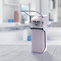 Медицинский локтевой дозатор (диспенсер) для антисептика и жидкого мыла