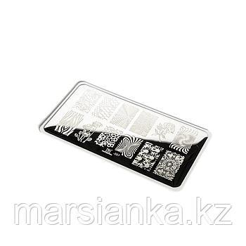 Пластина для стемпинга TNL Premium №57