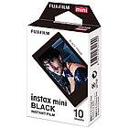 Пленка Fujifilm instax mini Black Frame для INSTAX MINI (10 штук в упаковке)
