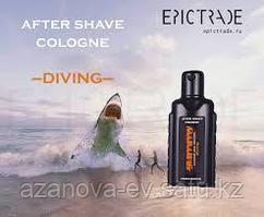Gummy Aftershave Cologne 700 ml Diving