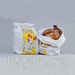 """Бумажный пакет """"Курочка гриль""""300*170*70"""