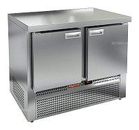 Стол - морозильный с рабочей поверхностью с нижним агрегатом