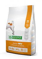 Сухой корм для щенков всех пород Nature's Protection Junior Poultry (мясо птицы)