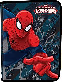 Папка для тетрадей на молнии, А5 Spider-man