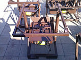 Станок для производства шлакоблока, фото 4
