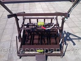 Станок для производства шлакоблоков «Команч-4»