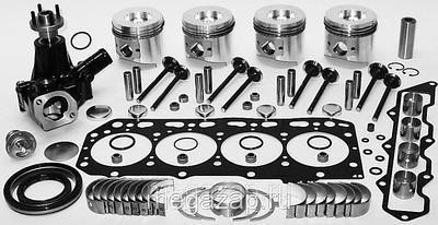 Запчасти по моделям двигателей