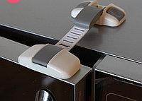 Универсальный блокиратор (Патруль) на выдвижные шкафы, двери, микроволновку