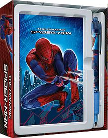 Набор канц. в подарочной коробке:  Spider-man