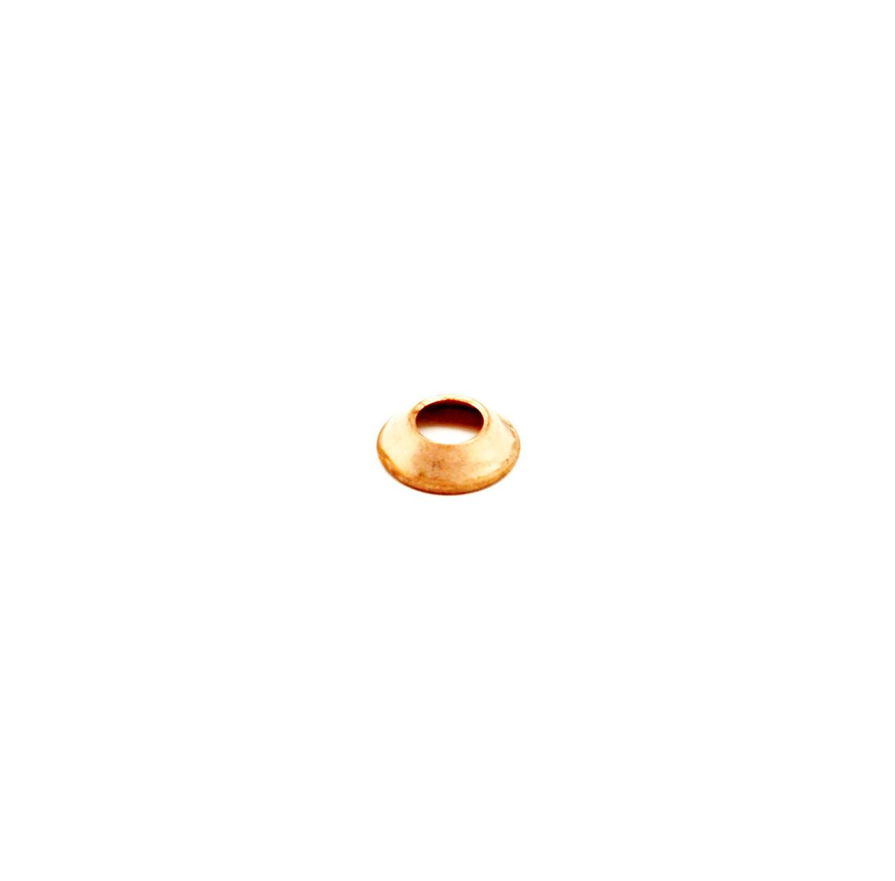 Уплотнение медное трубки подачи масла к турбокомпрессору Cummins B Series 3924389