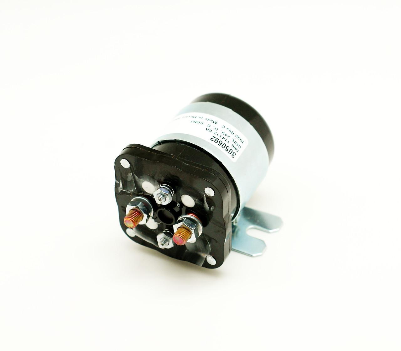 Электромагнитный выключатель (регулятор скорости; реле) Cummins NT  3050692