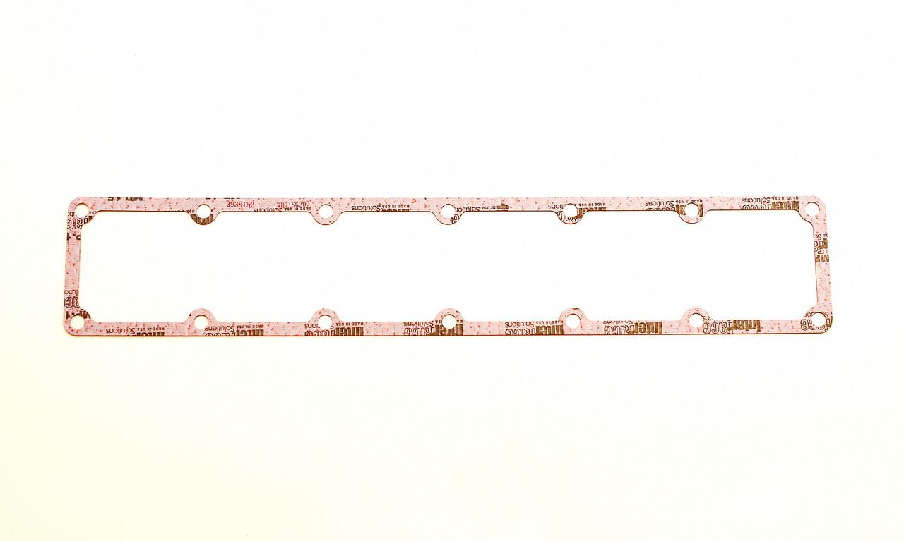 Прокладка крышки впускного коллектора  Cummins 6BT, ISB, QSB  3938152
