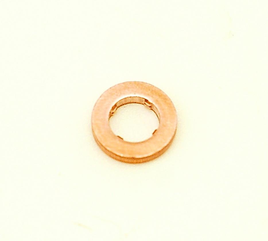 Кольцо уплотнительное форсунки (медное) Cummins ISF 3.8, ISB 5288374