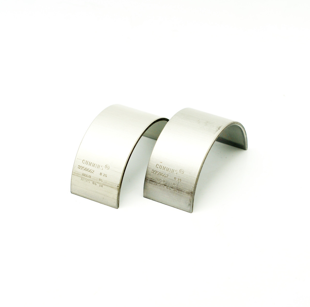 Шатунные вкладыши 1 р. р. (к-т на 1 шатун; +0,25) Cummins C Series 4352140