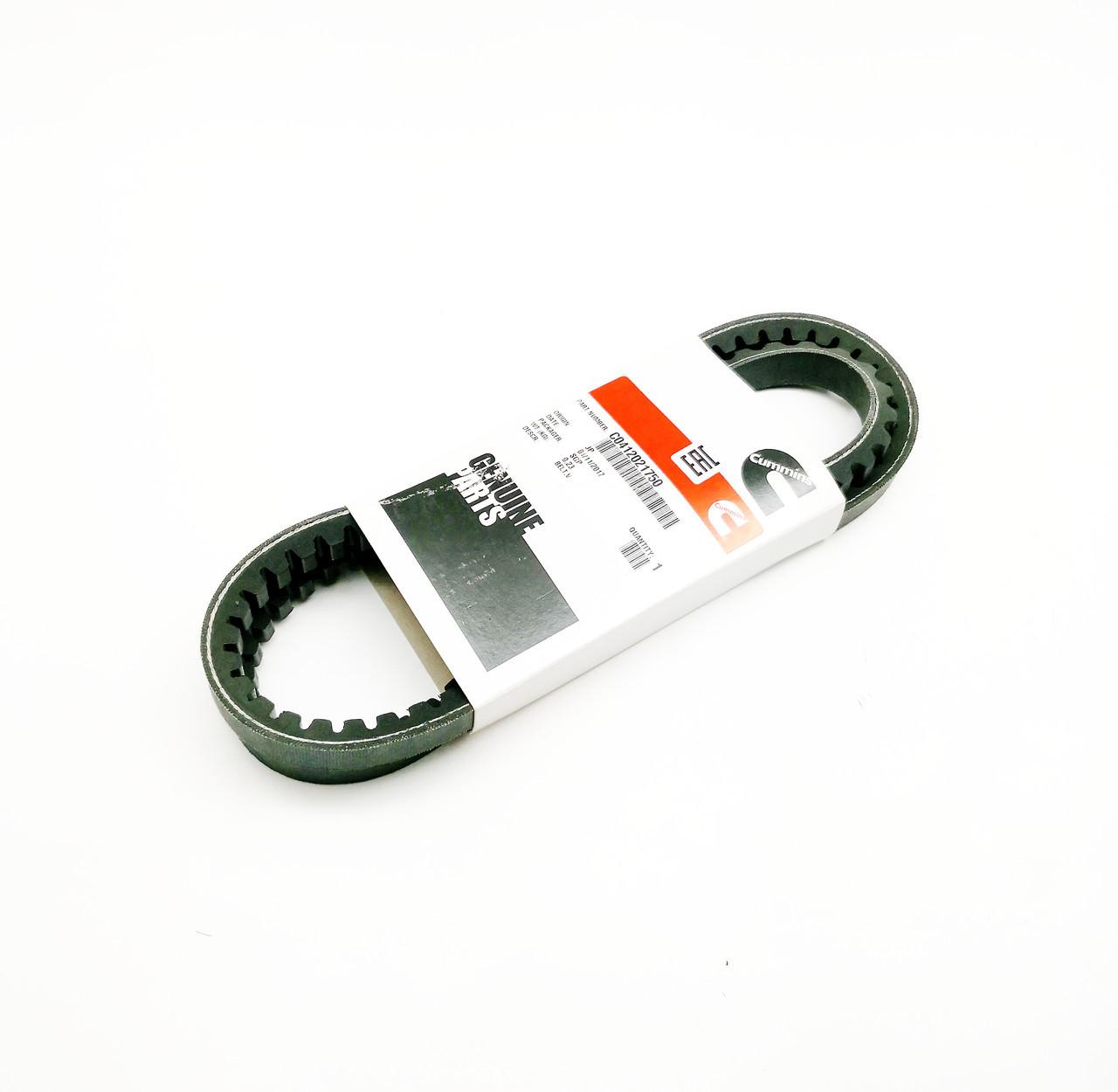 Ремень привода водяного насоса Cummins B3.3 Series 4983001 C0412021750