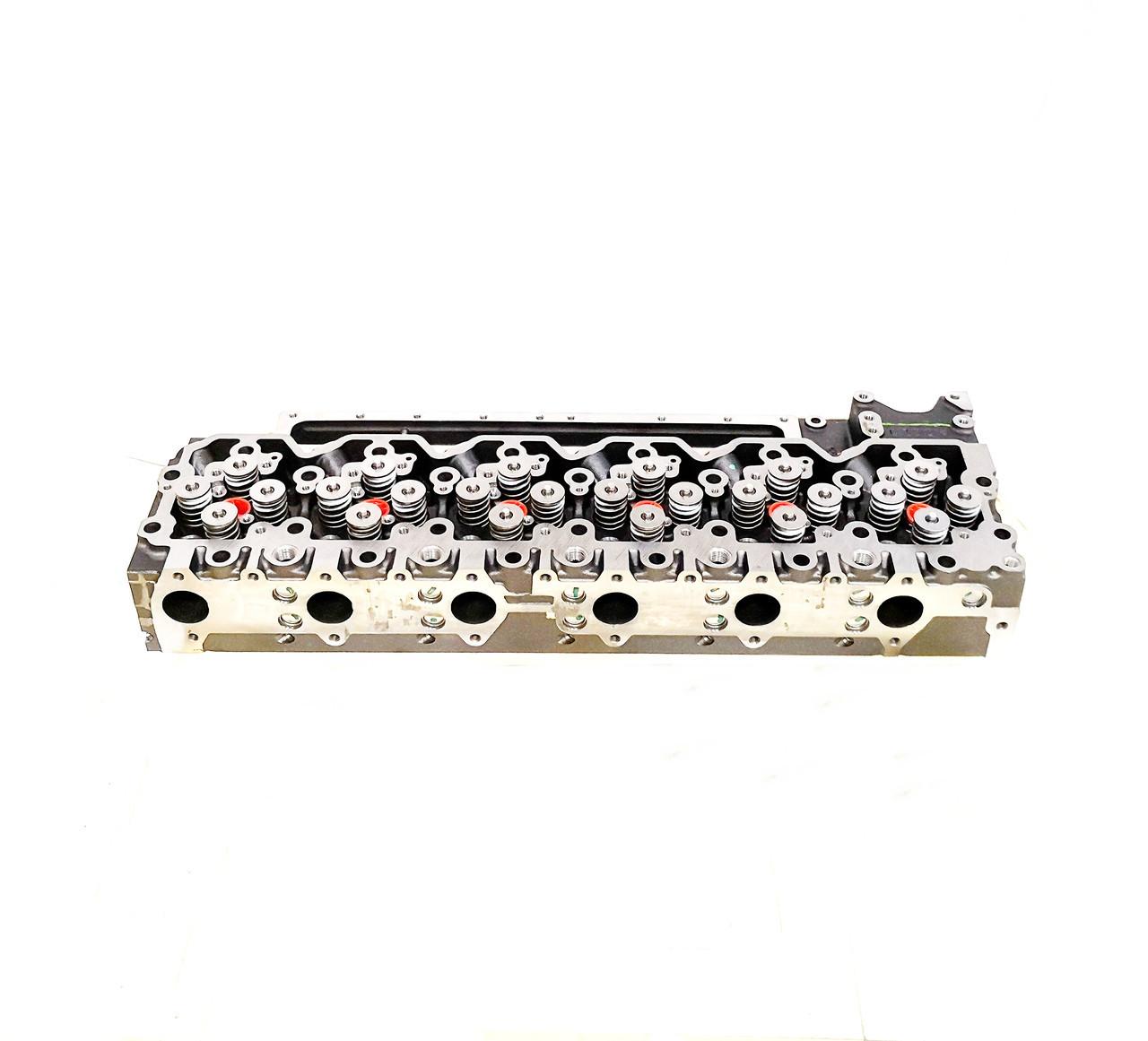 Головка блока цилиндров Cummins L Series 5529498 5347972 4987963 4942507 4940243