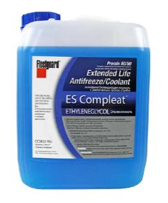 Охлаждающая жидкость ES Compleat EG Premix 50/50 CC2827RSD 208L