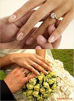 Чем отличаются обручальные и свадебные кольца?